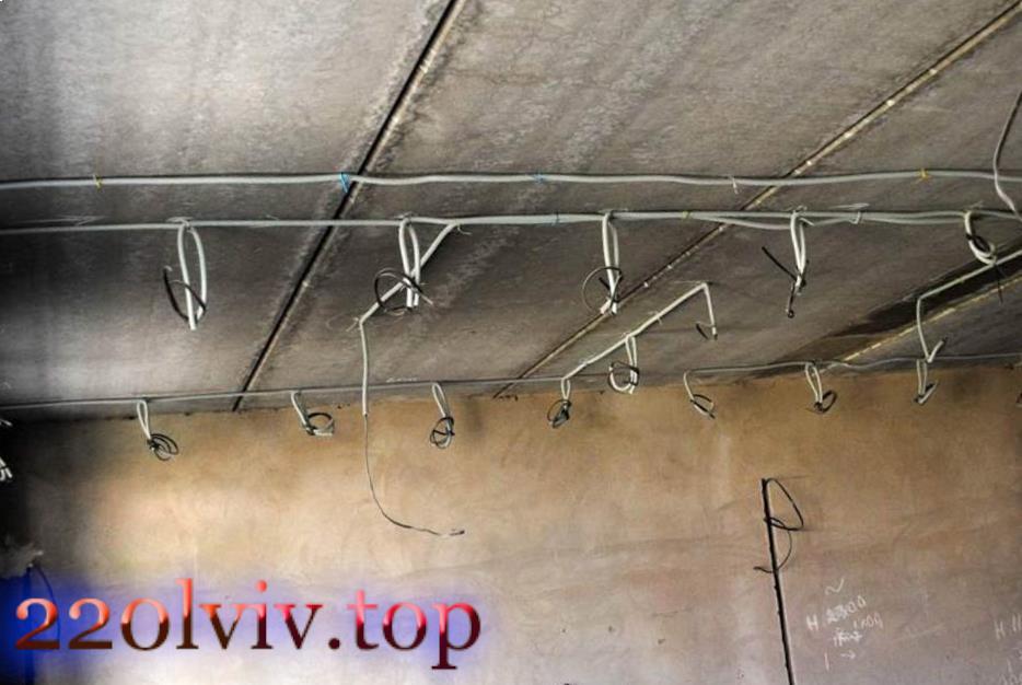 Комплексна електрифікація будинків у Львові